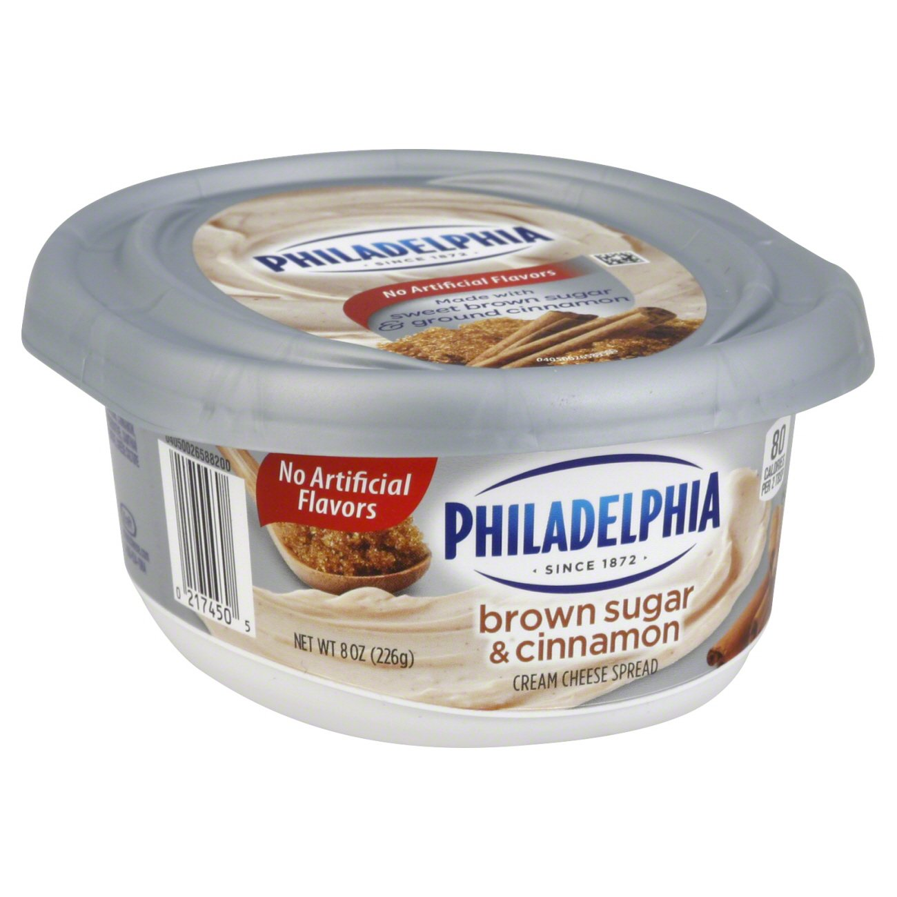 Philadelphia Brown Sugar Cinnamon Cream Cheese Spread At Heb