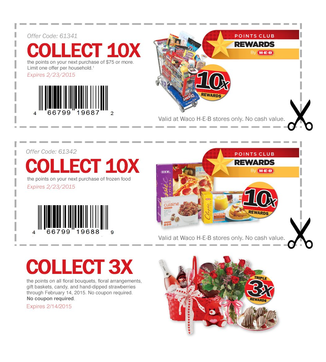eCoupons are electronic coupons that load onto your grocery store loyalty card. When you purchase the specified items and scan your store card, the eCoupon amount automatically comes off your total during checkout – no paper coupon is needed.