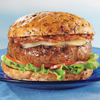 H-E-B Brisket Beef Burgers