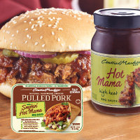 Central Market Pulled Pork