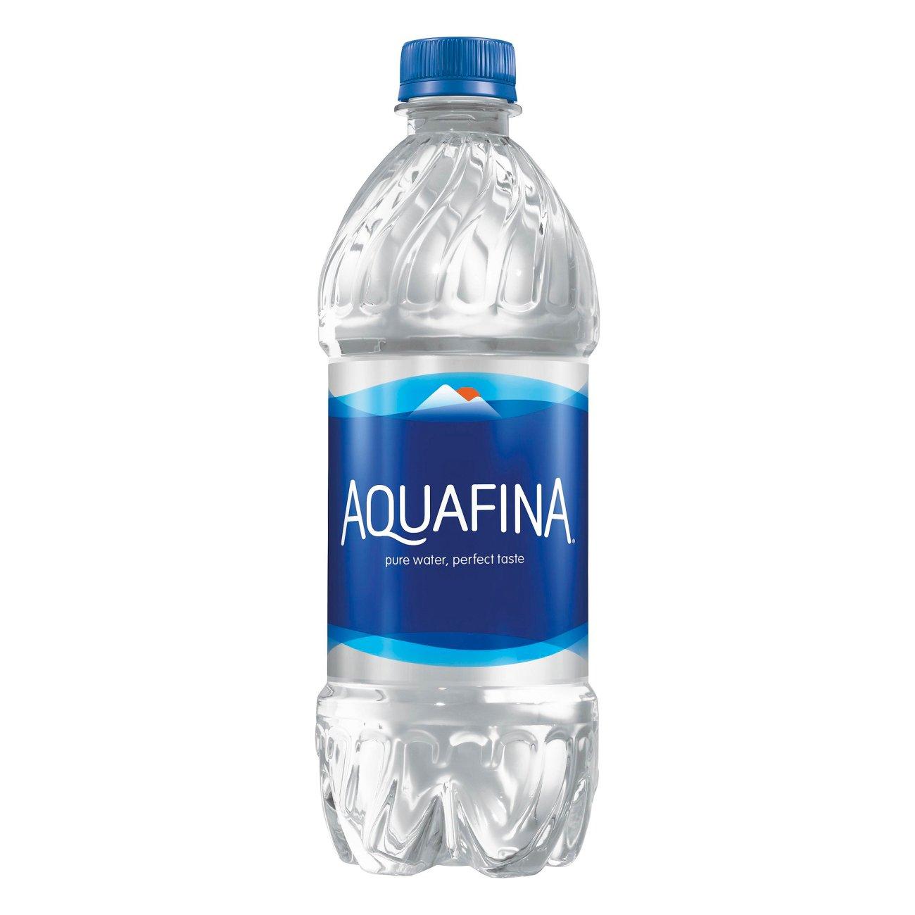 Aquafina Purified Drinking Water - Shop