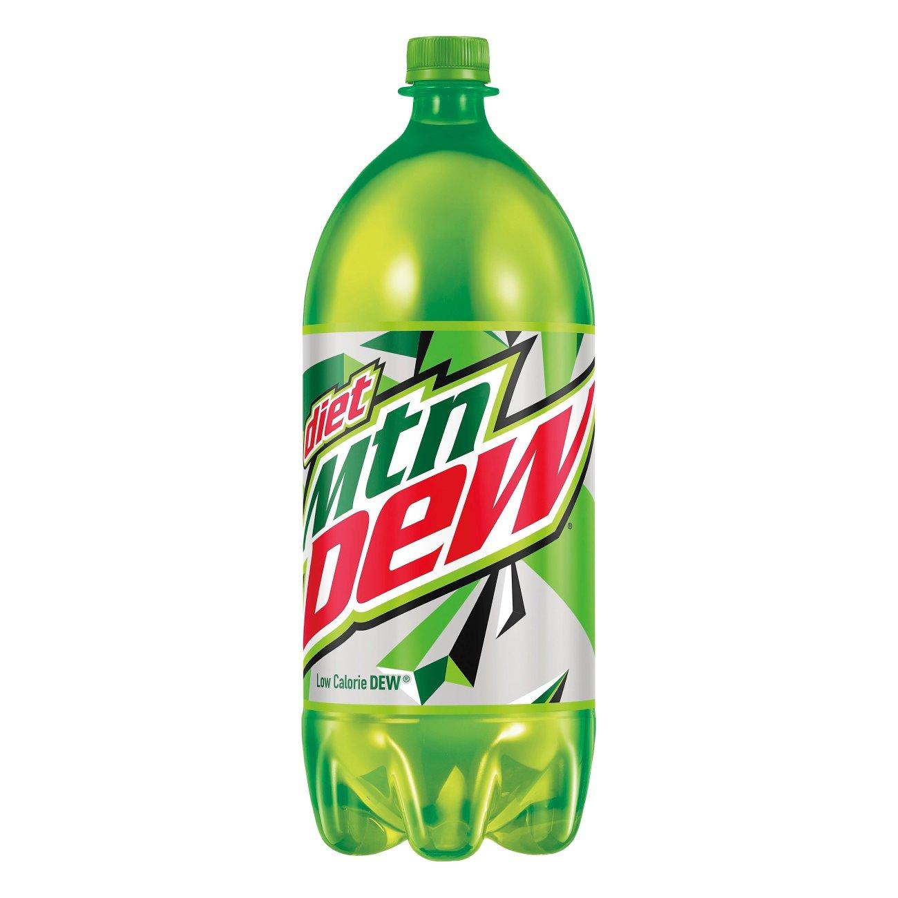 diet mountain dew sugar?