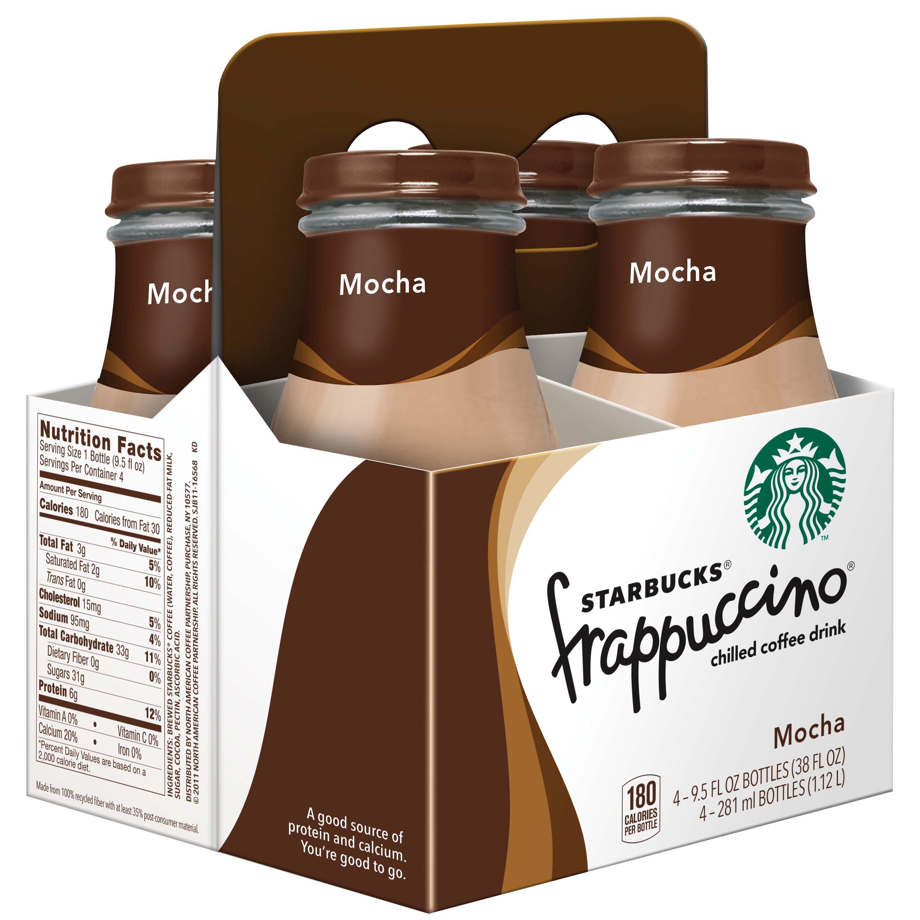 Starbucks Mocha Frappuccino Coffee