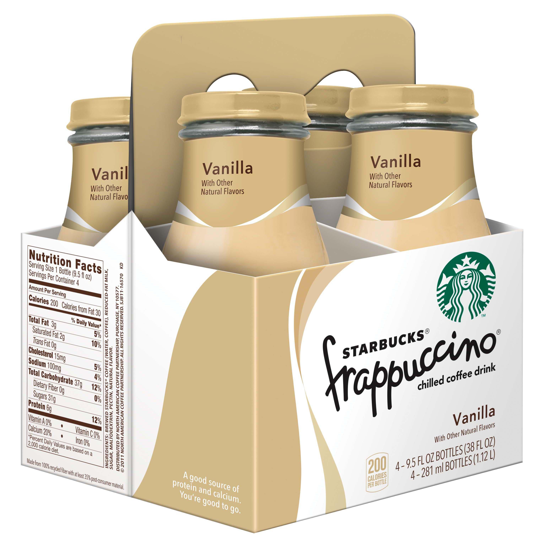 Vanilla Frappuccino Coffee Drink