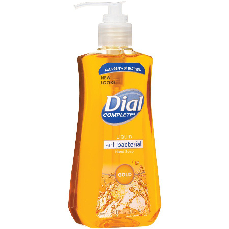 Dial Gold Antibacterial Liquid Hand Soap Shop Hand Amp Bar