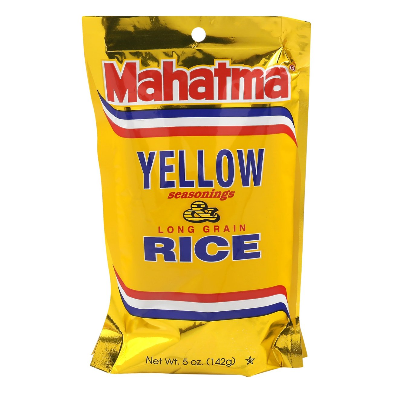 Mahatma Saffron Yellow Rice Shop Rice Grains At H E B