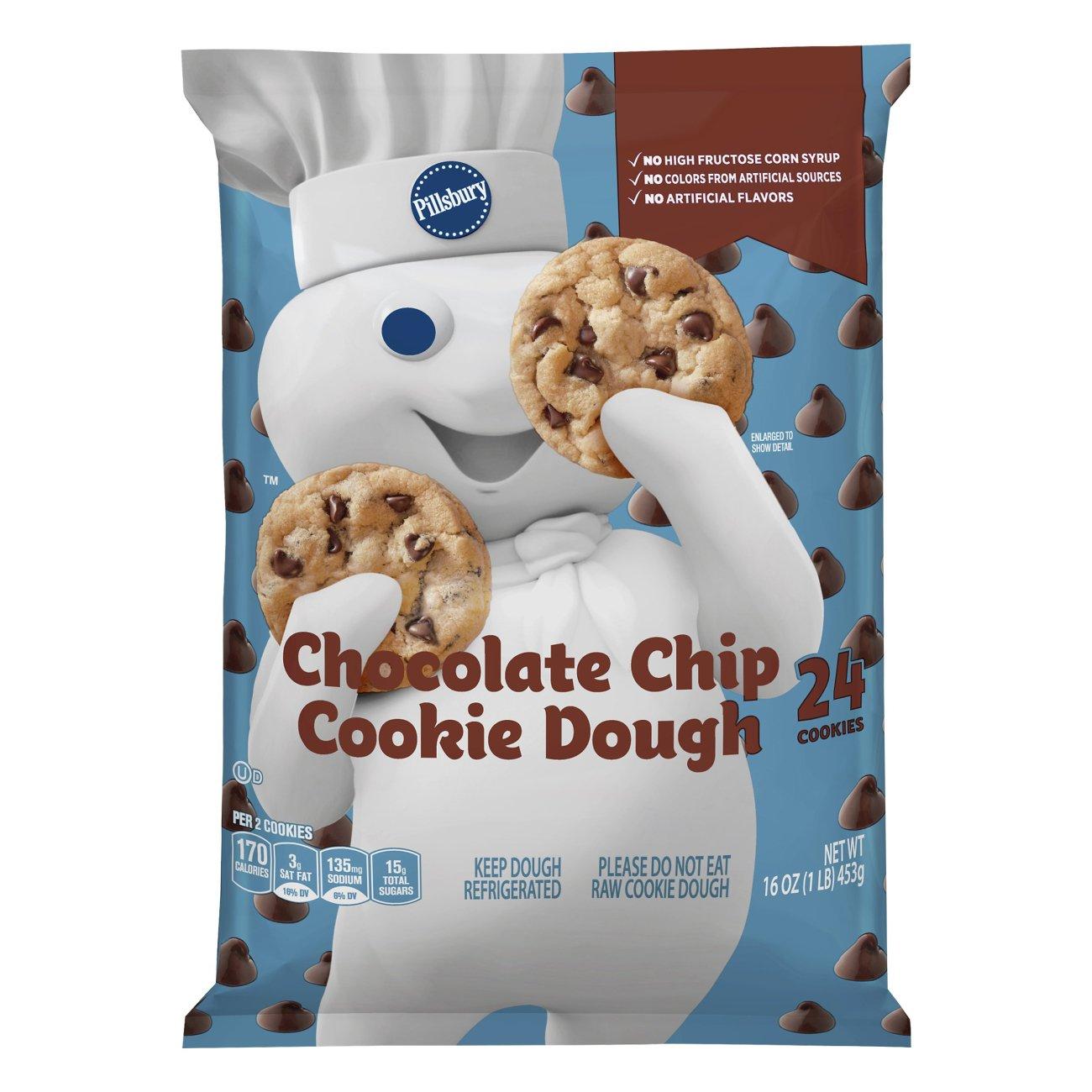 Image result for pillsbury cookies