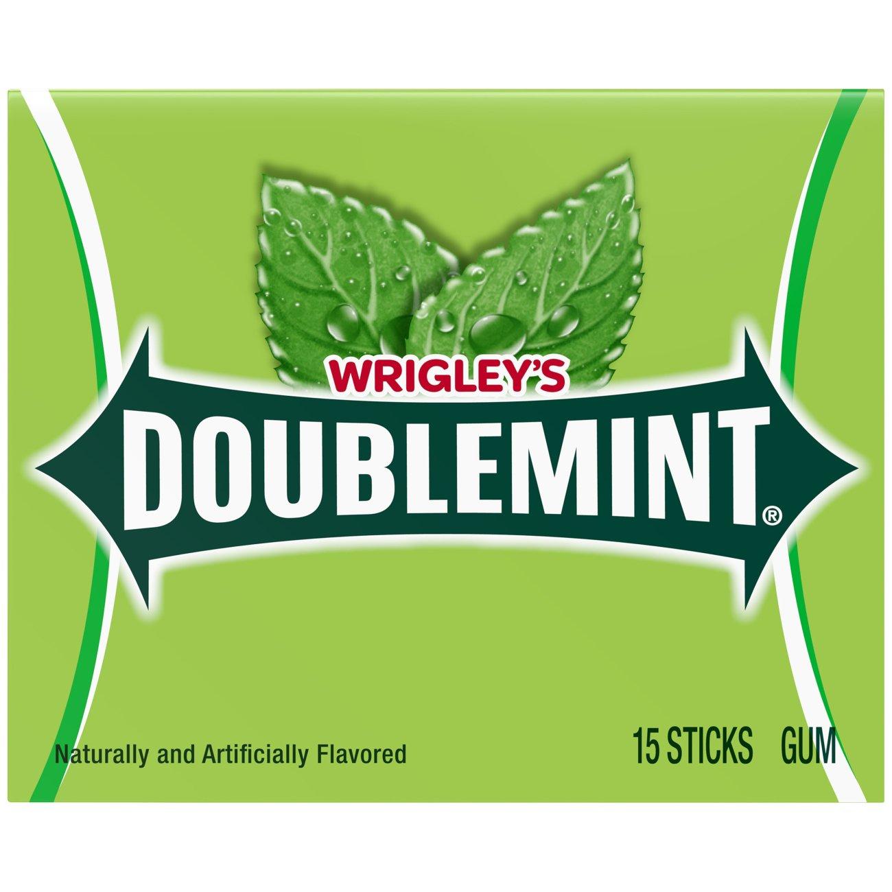 Wrigleys Chewing Gum.