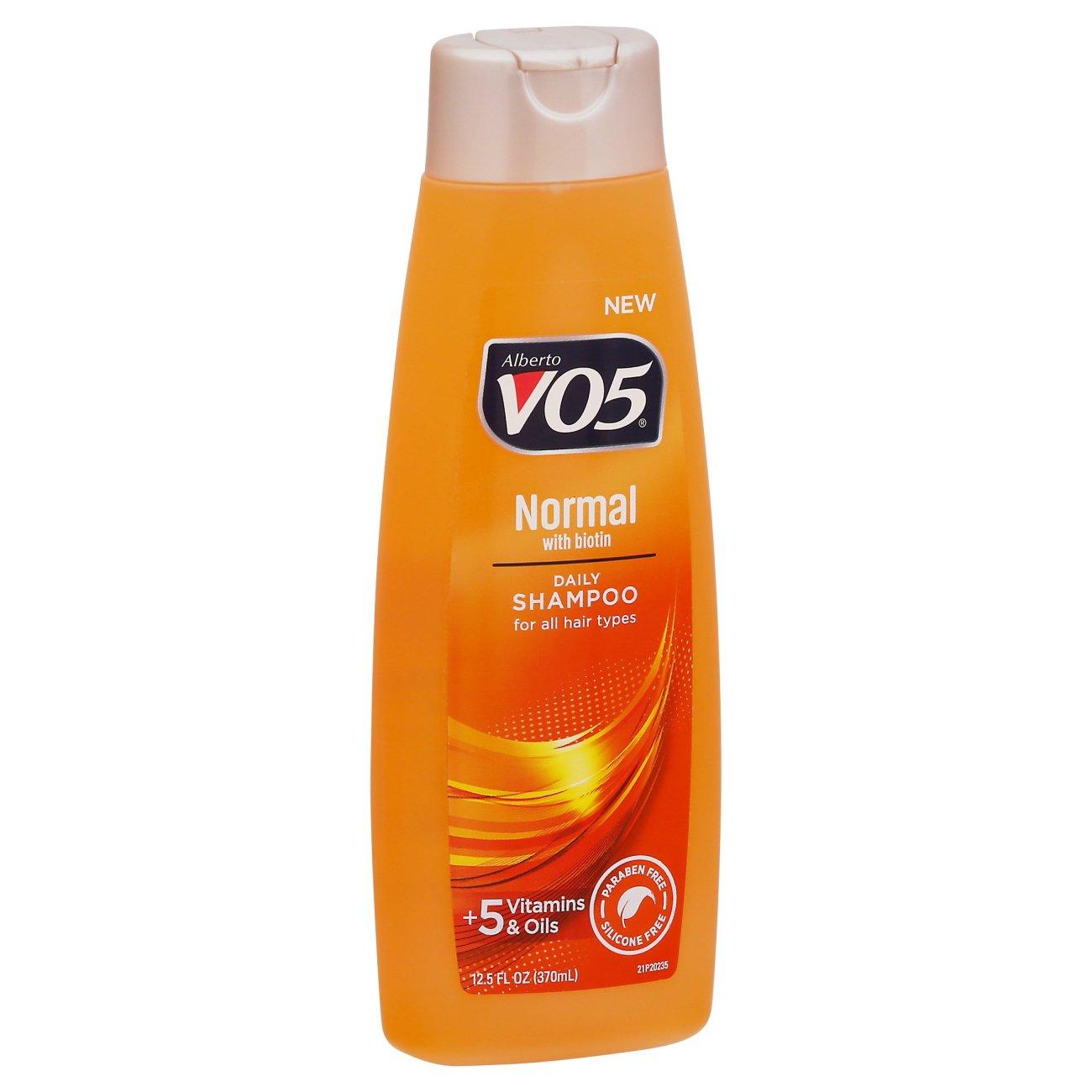 vo5 shampoo