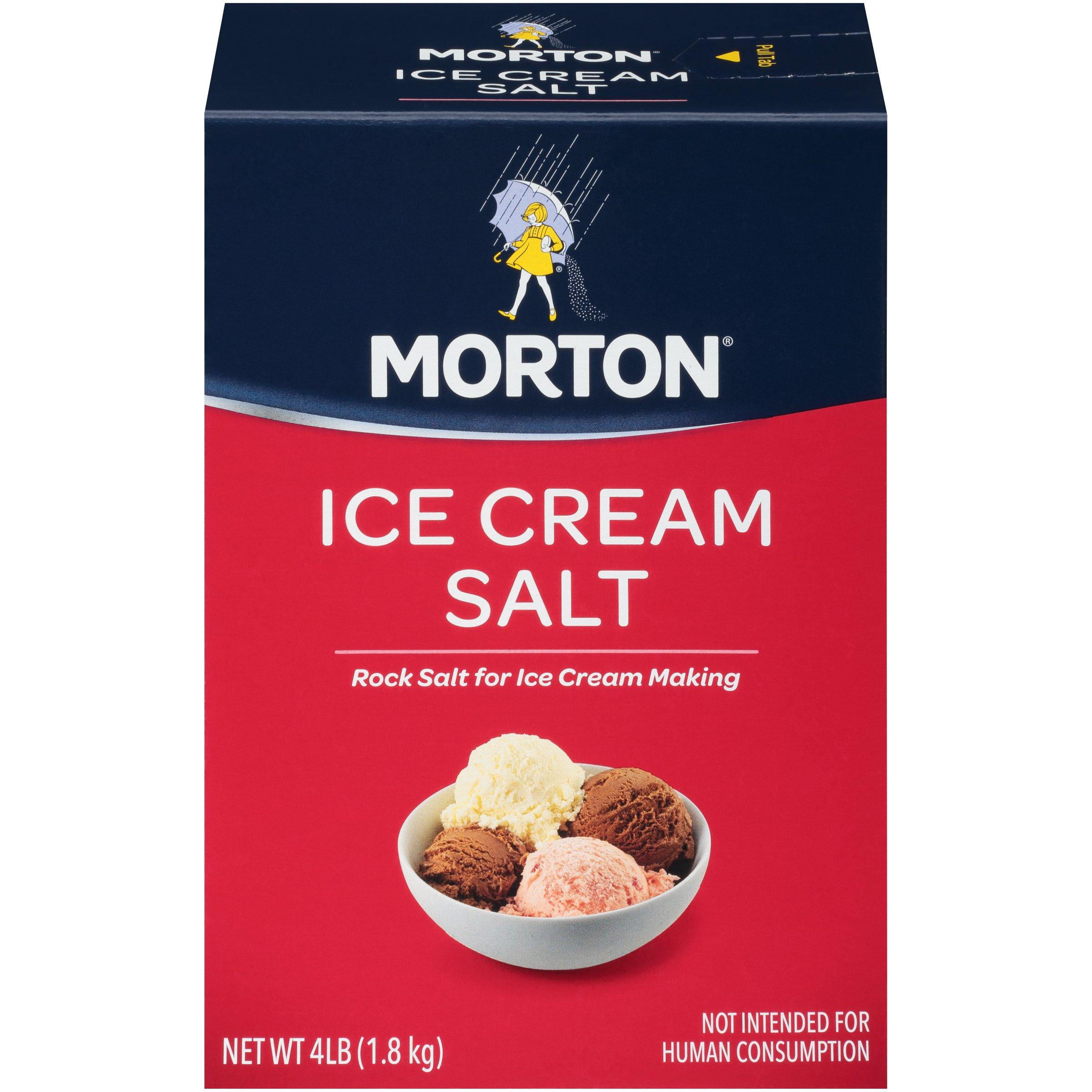 Morton Rock Salt