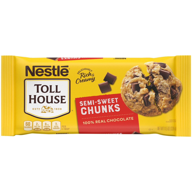 Nestle Toll House Semi-Sweet Chocolate