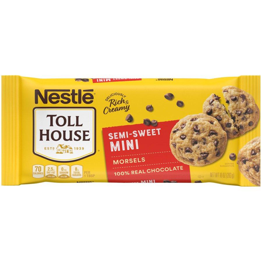 Mini Semi-Sweet Chocolate Morsels