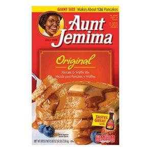 Aunt jemima the original pancake waffle mix shop pancake mixes aunt jemima the original pancake waffle mix shop pancake mixes at heb ccuart Choice Image