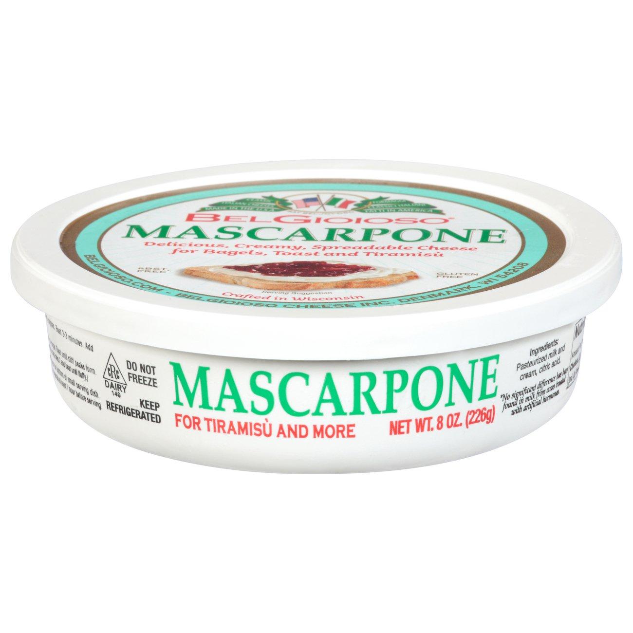 BelGioioso Mascarpone ‑ Shop Cheese at