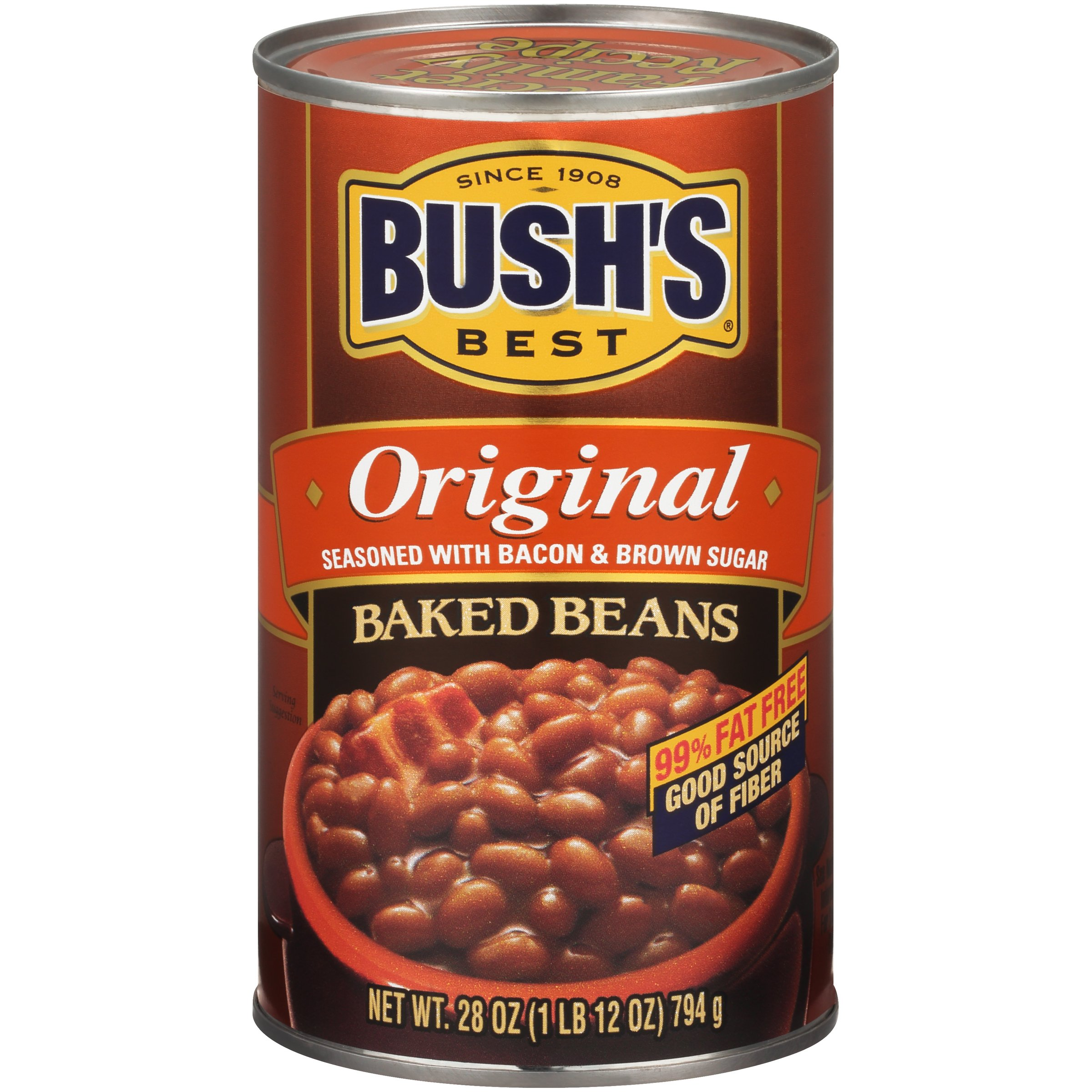 Bush S Best Original Baked Beans Shop Beans Legumes At H E B
