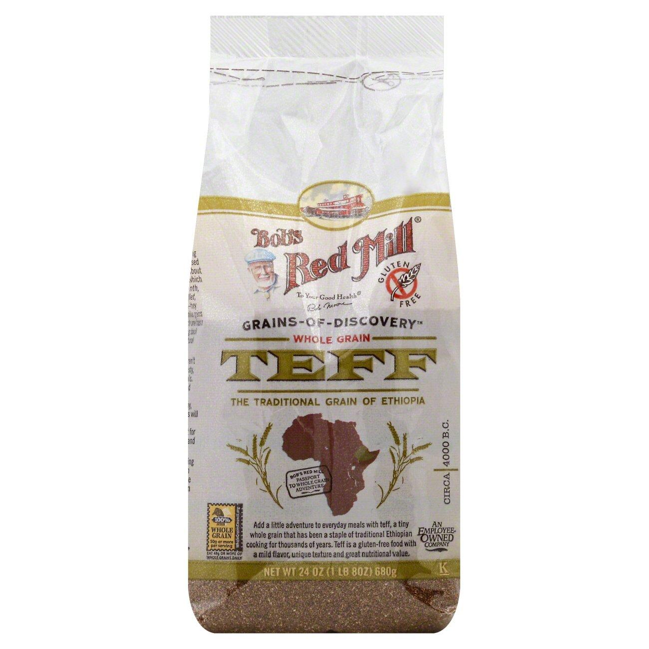 Bob's Red Mill Whole Grain Teff ‑ Shop