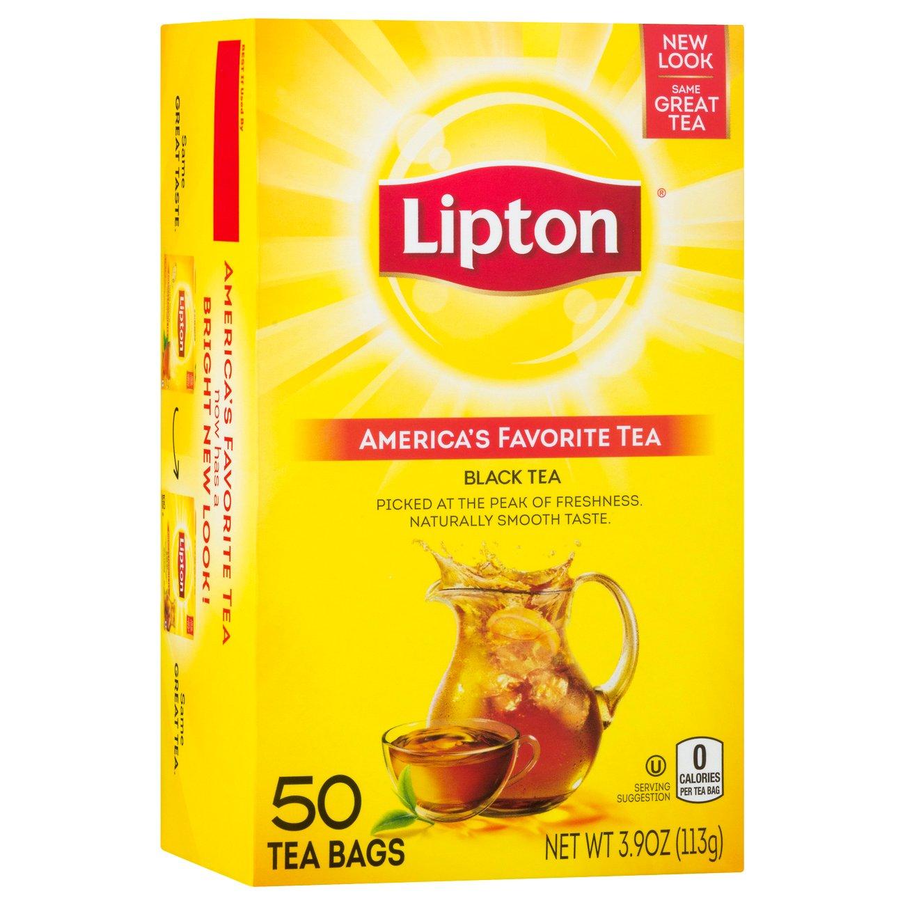 Tea Black Tea Bags