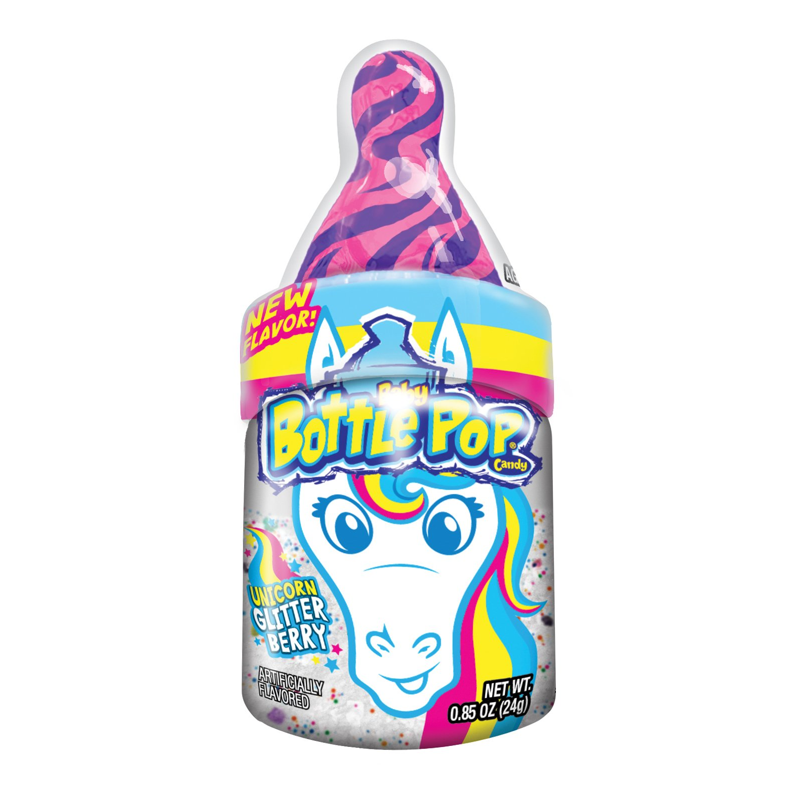 Baby Bottle Pop Blue Raspberry Candy - Shop Candy at HEB