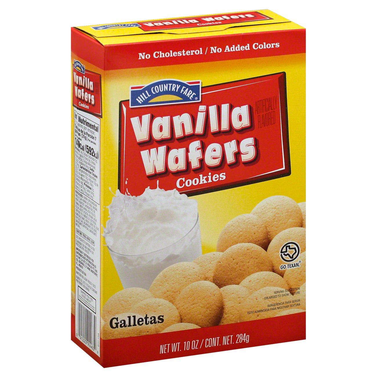 vanilla wafers cookies