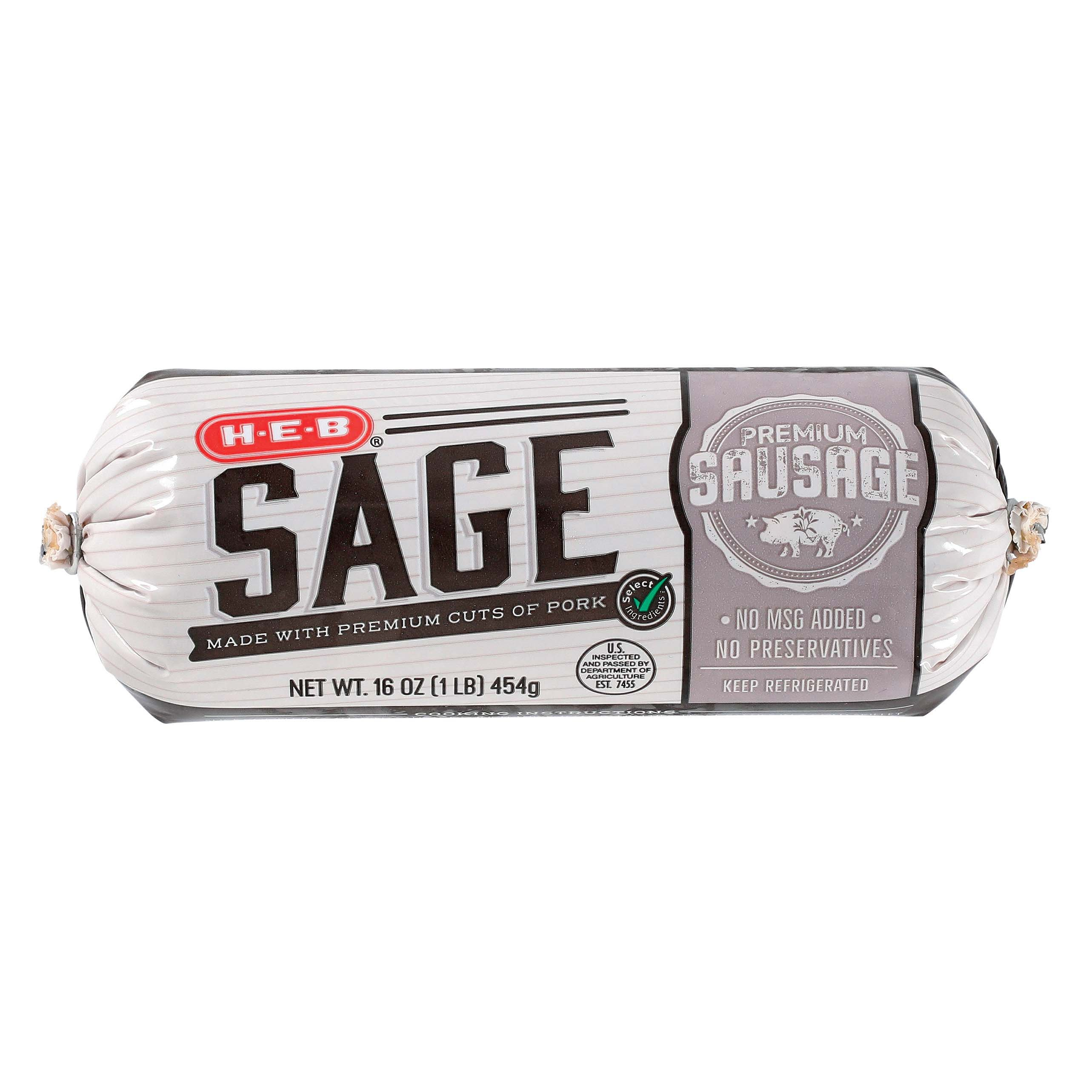 breakfast sausage shop heb everyday low prices online