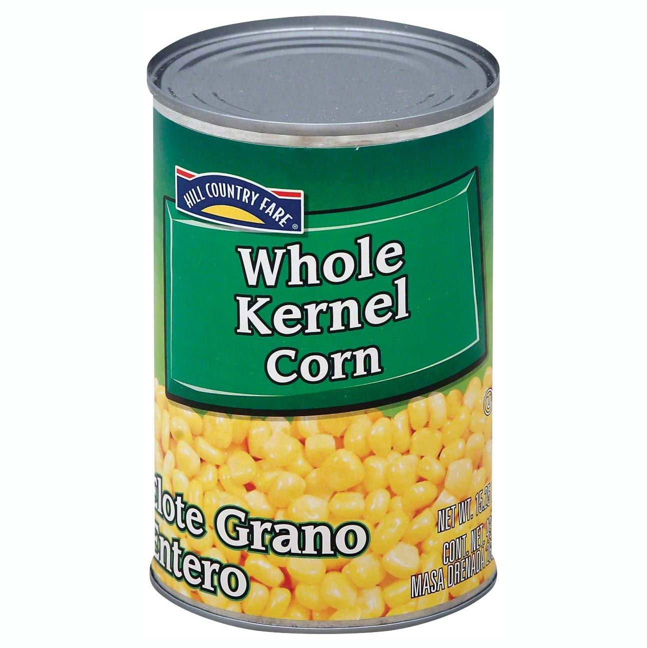 hill country fare whole kernel corn shop canned vegetables at heb
