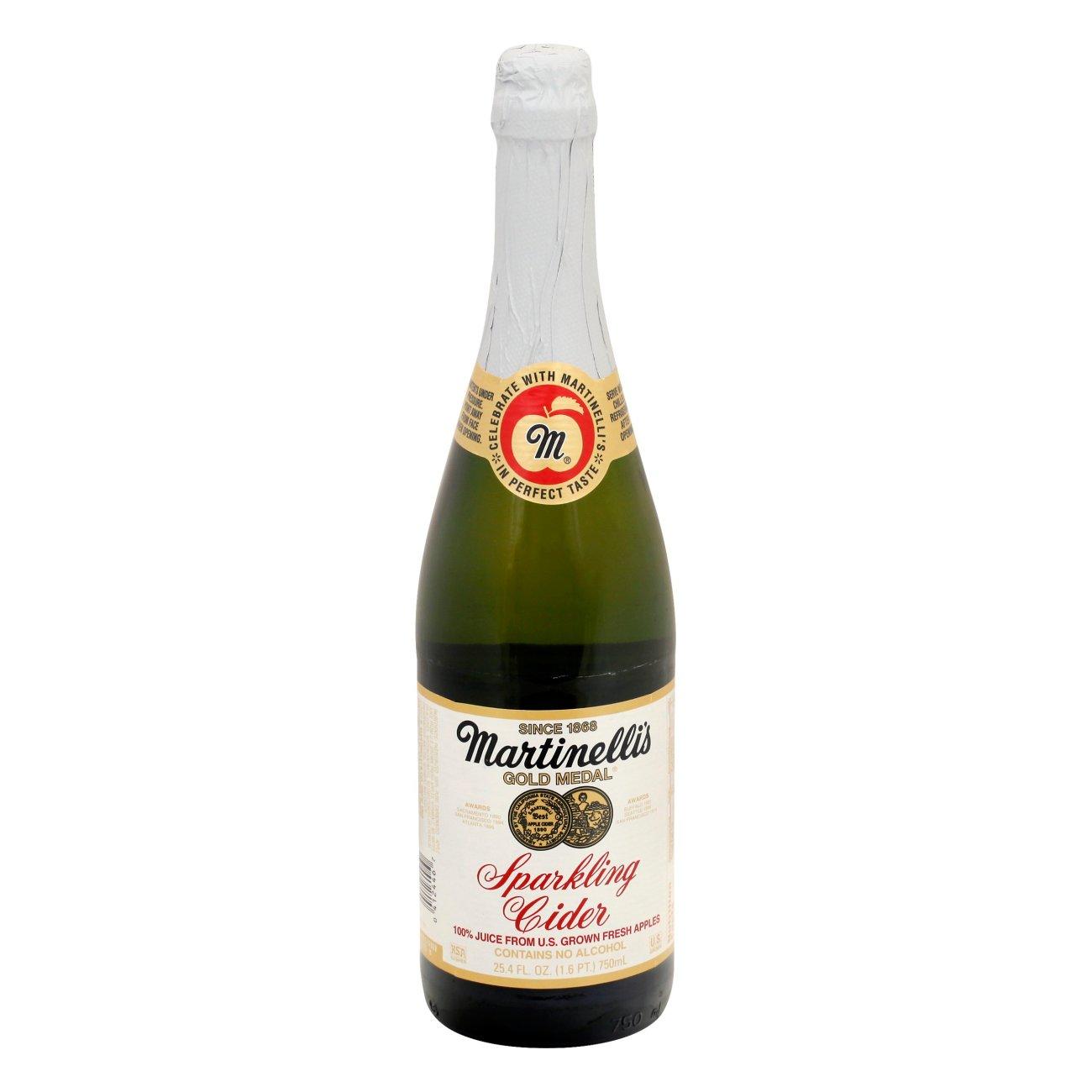 Martinelli's Gold Medal Sparkling Cider