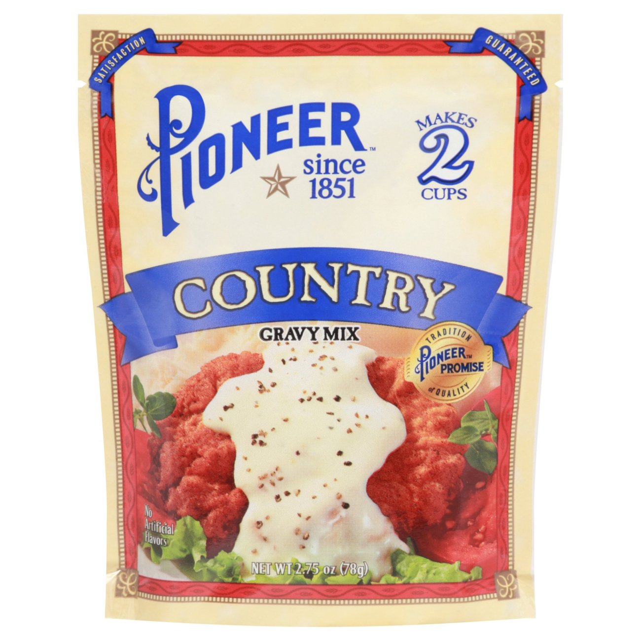 Pioneer Brand Country Gravy Mix Shop Gravy At H E B