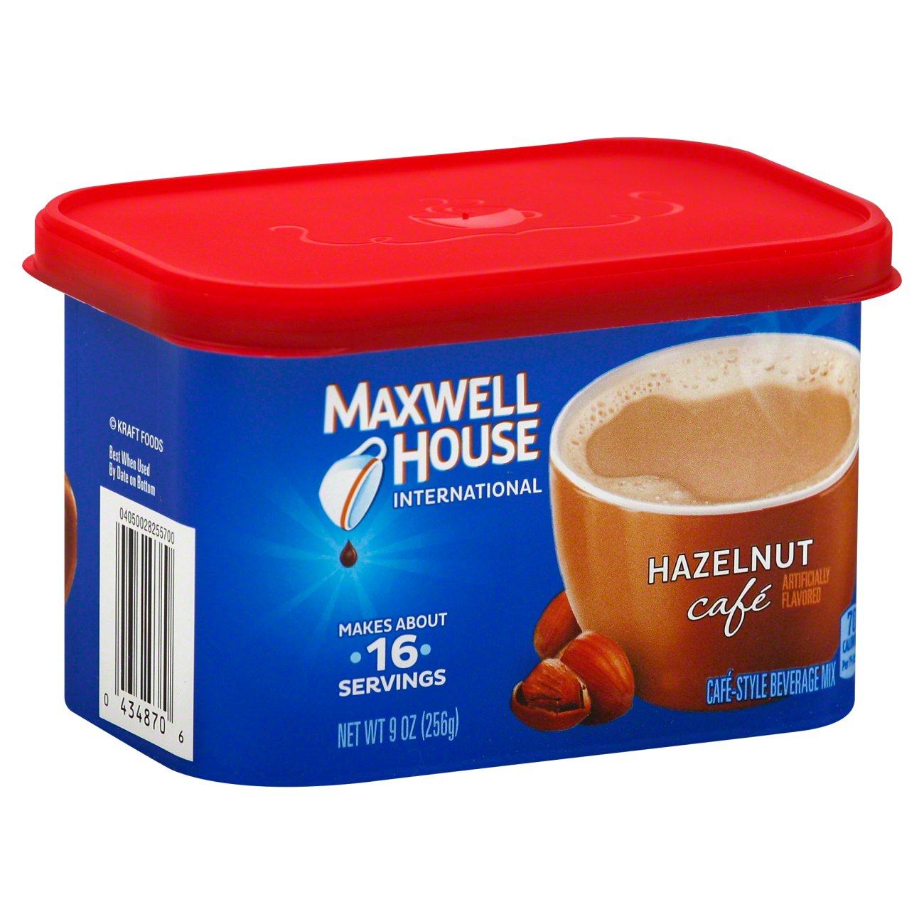 Maxwell House International Cafe