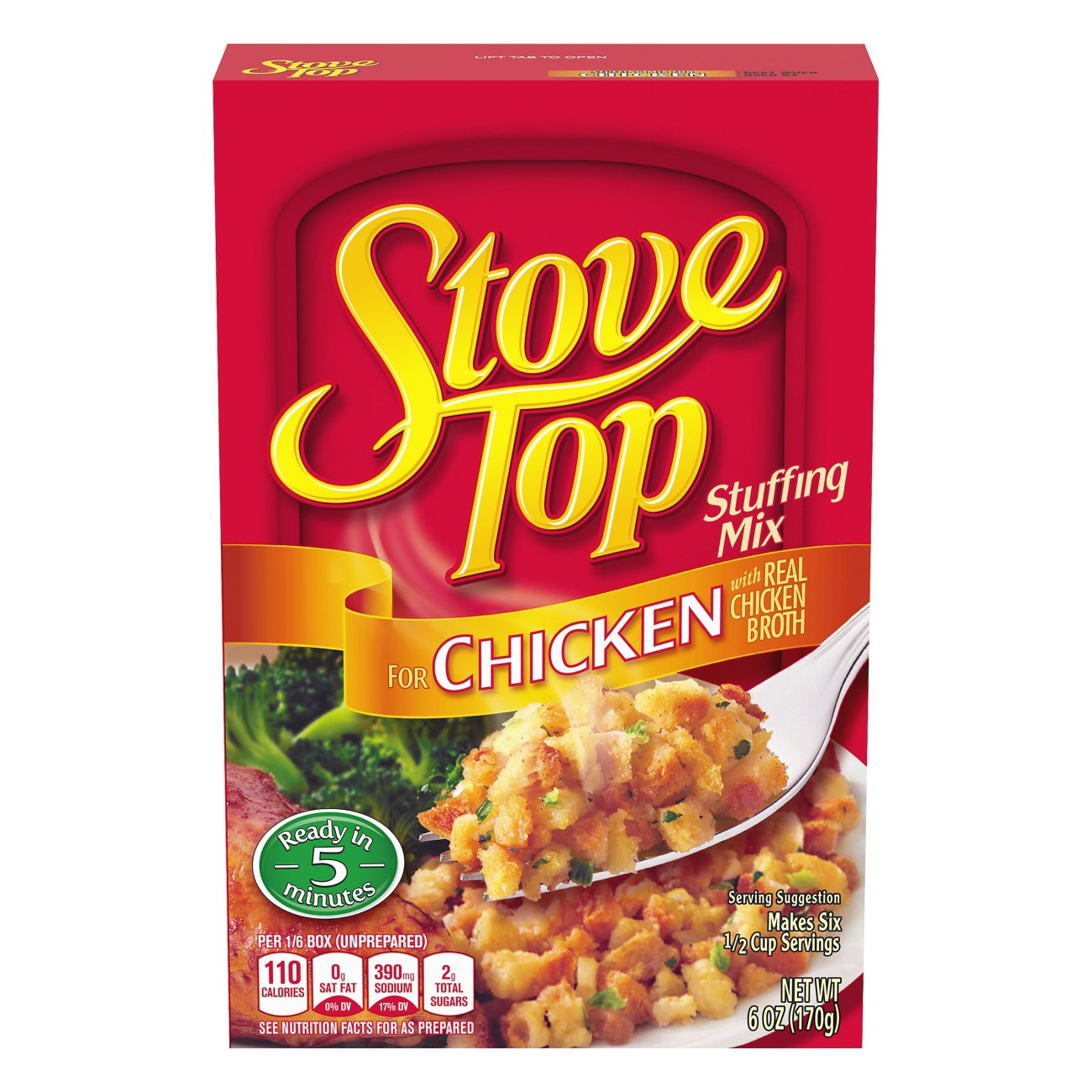 Stove Top Chicken Stuffing Mix ‑ Shop