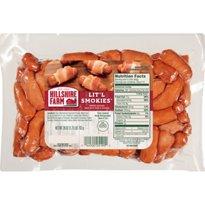 hillshire farm lit l smokies shop sausage at h e b