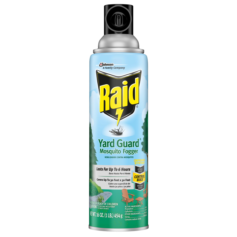 Raid Yard Guard Mosquito Fogger - Shop Outdoor Pest Control at HEB