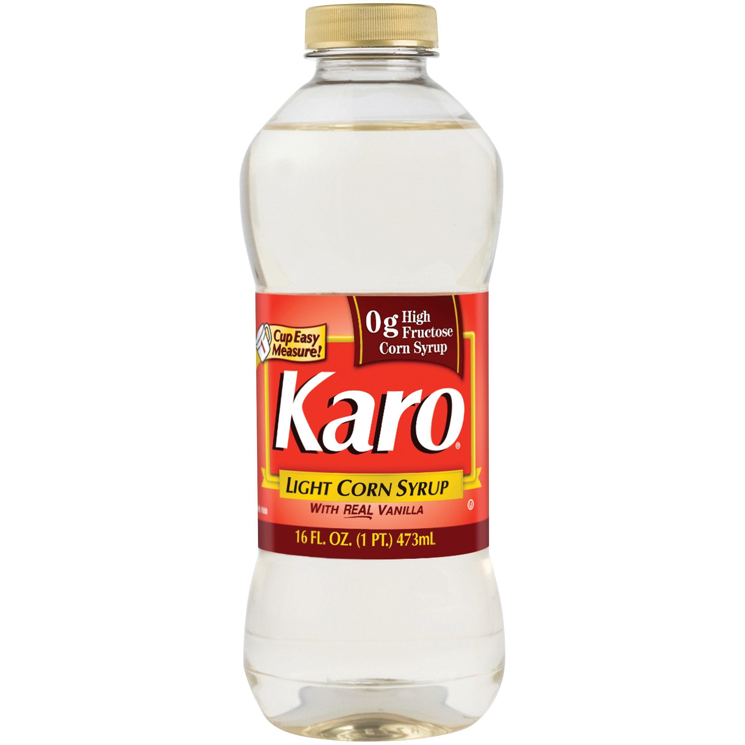 Karo Light Corn Syrup With Real Vanilla Shop Sugar At H E B