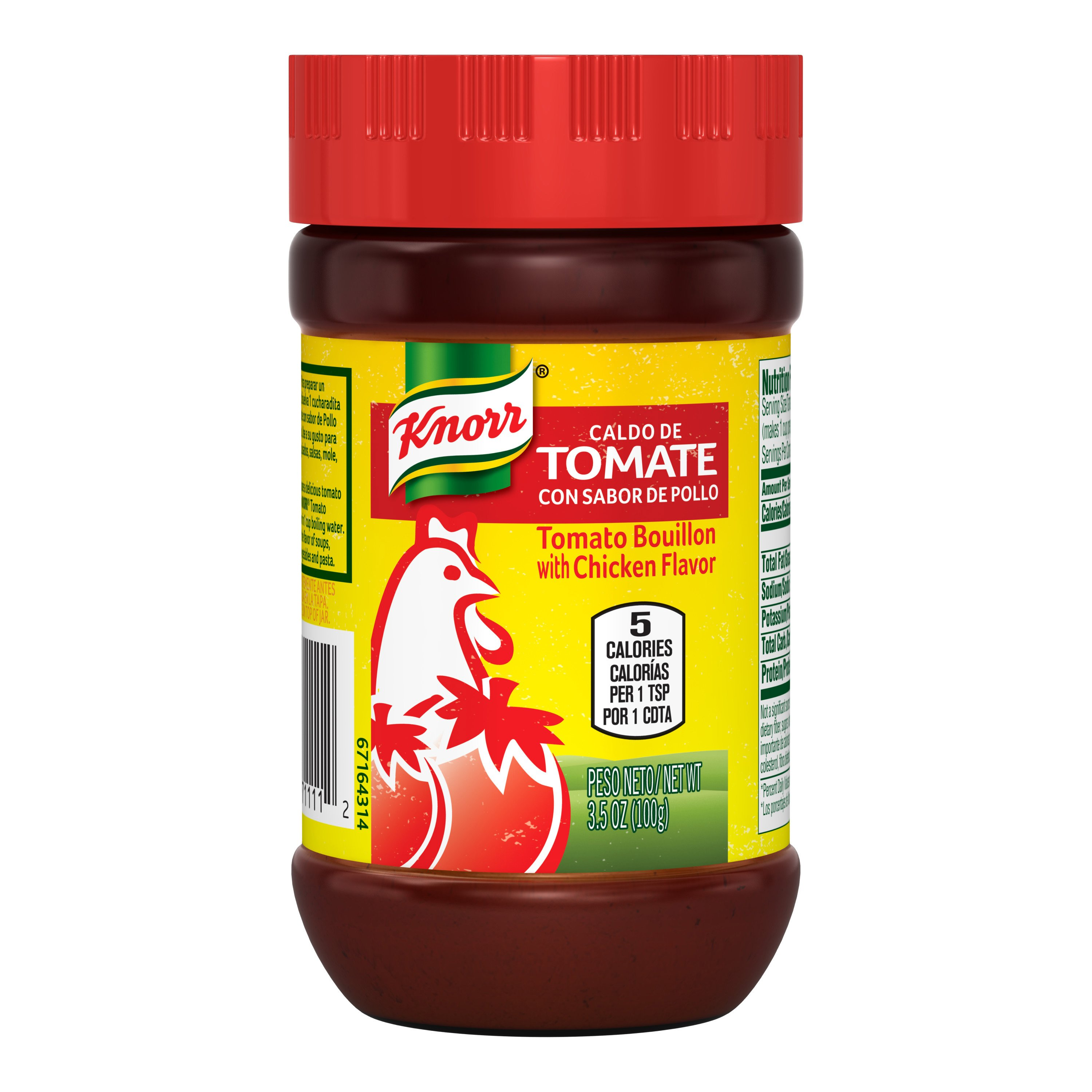 Knorr Tomato Chicken Granulated