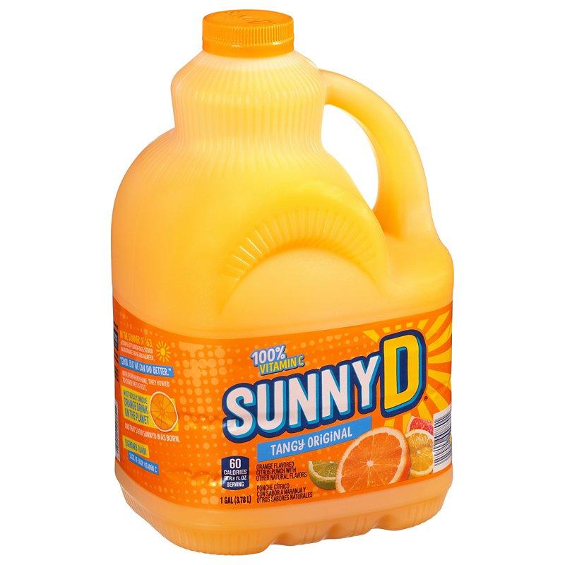 Sunny D Tangy Original Orange