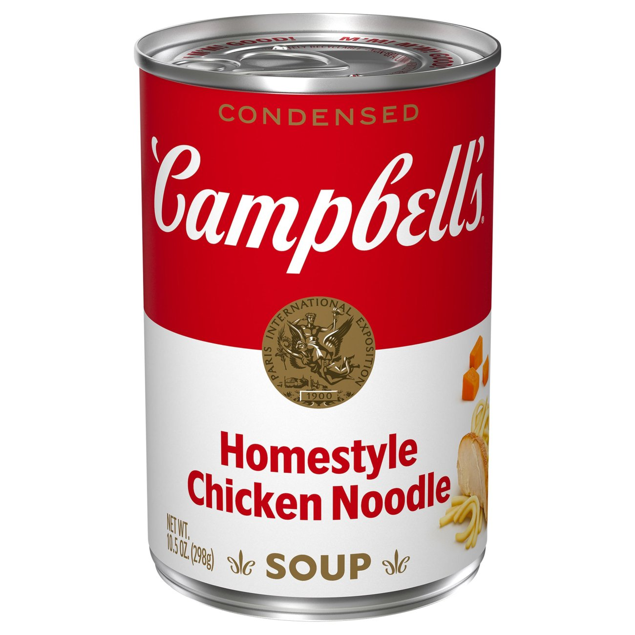 campbell's condensed homestyle chicken noodle soup - shop