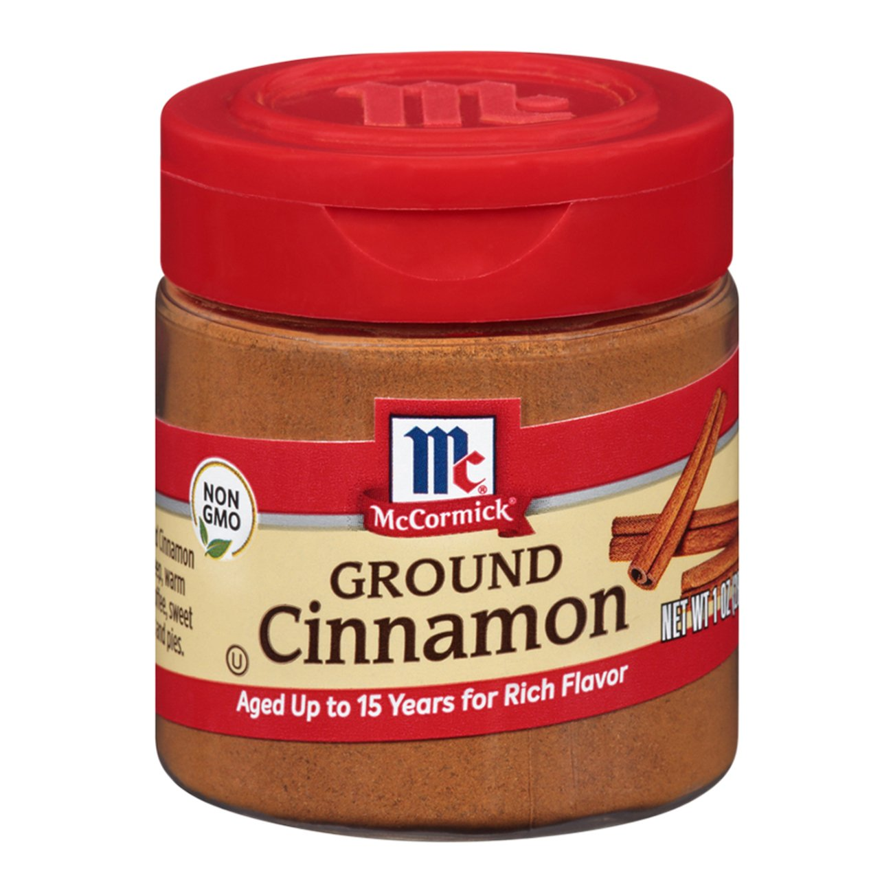 McCormick Ground Cinnamon - Shop Herbs