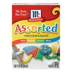 McCormick Assorted Food Color and Egg Dye ‑ Shop Extracts at HEB