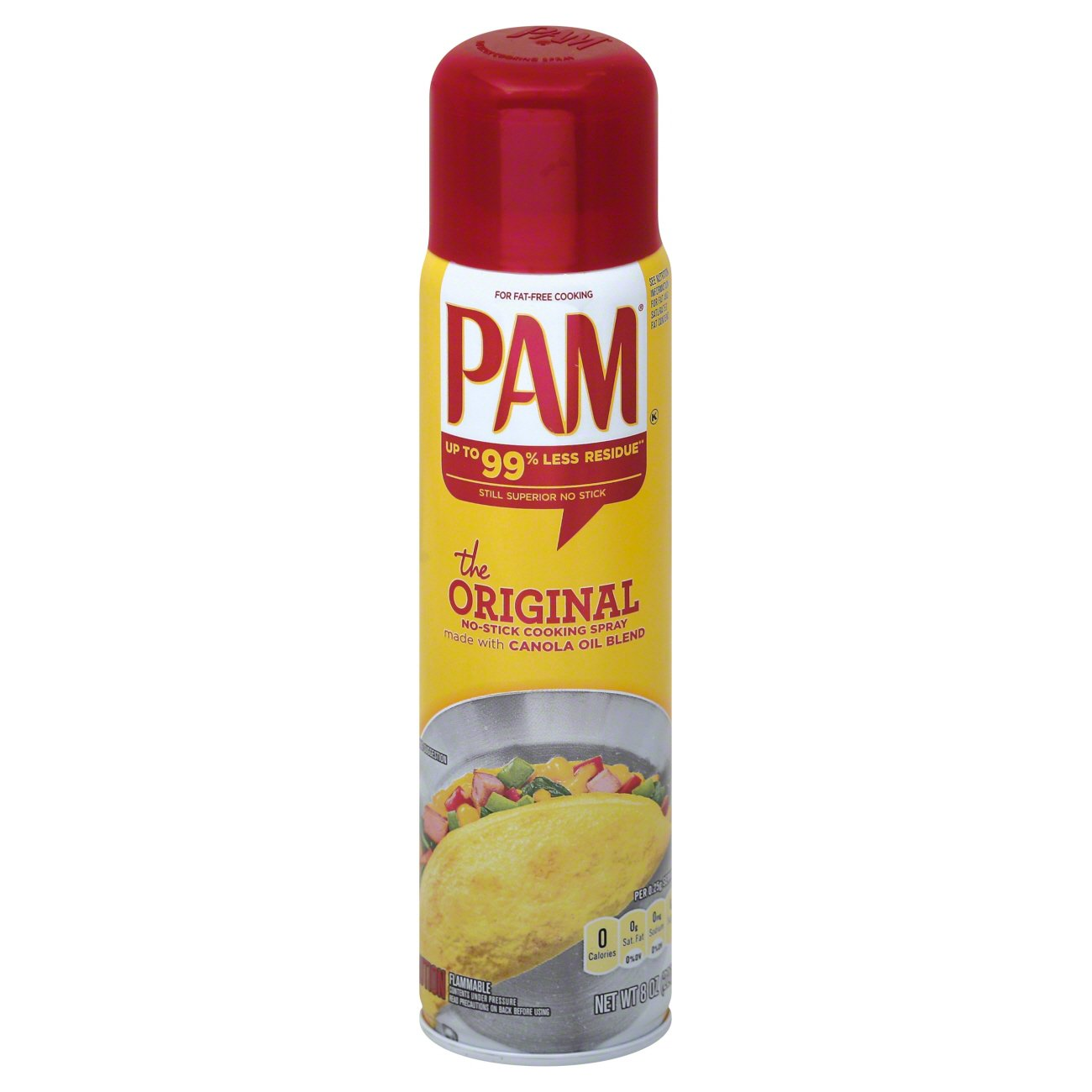 Pam Original No-Stick Cooking Spray - Shop Pam Original No-Stick ...