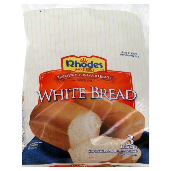 Rhodes Bake N Serv White Bread Shop Bread At H E B