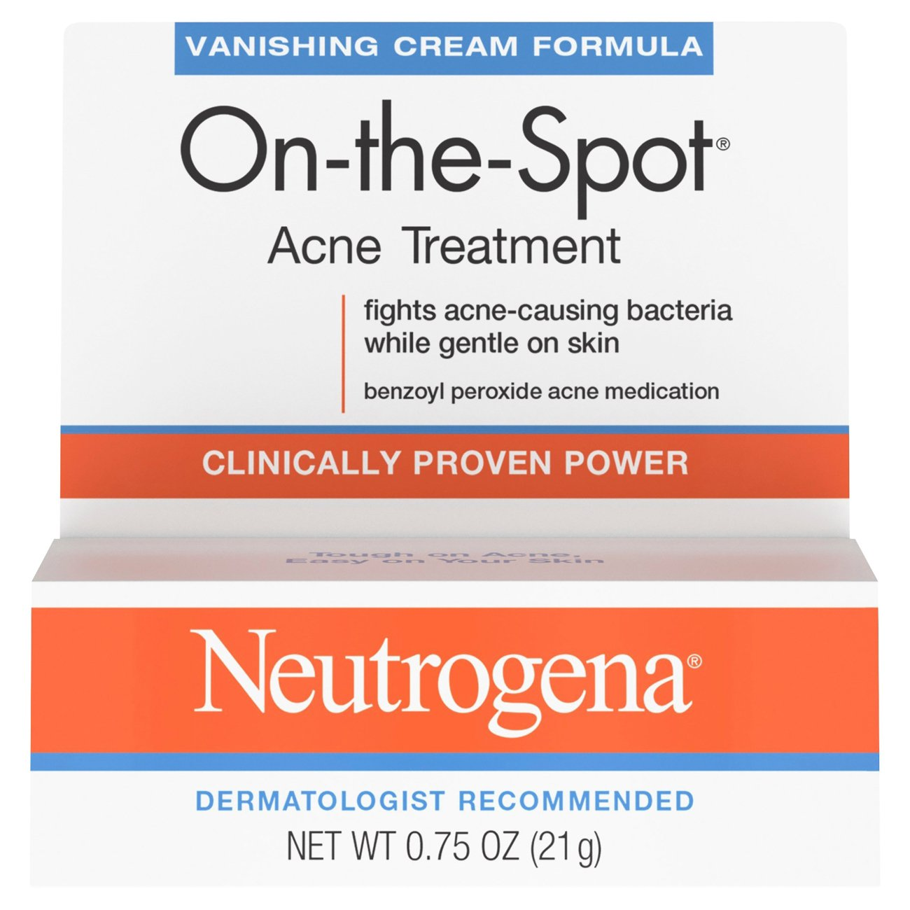 Neutrogena On The Spot Acne Treatment Shop Facial Masks