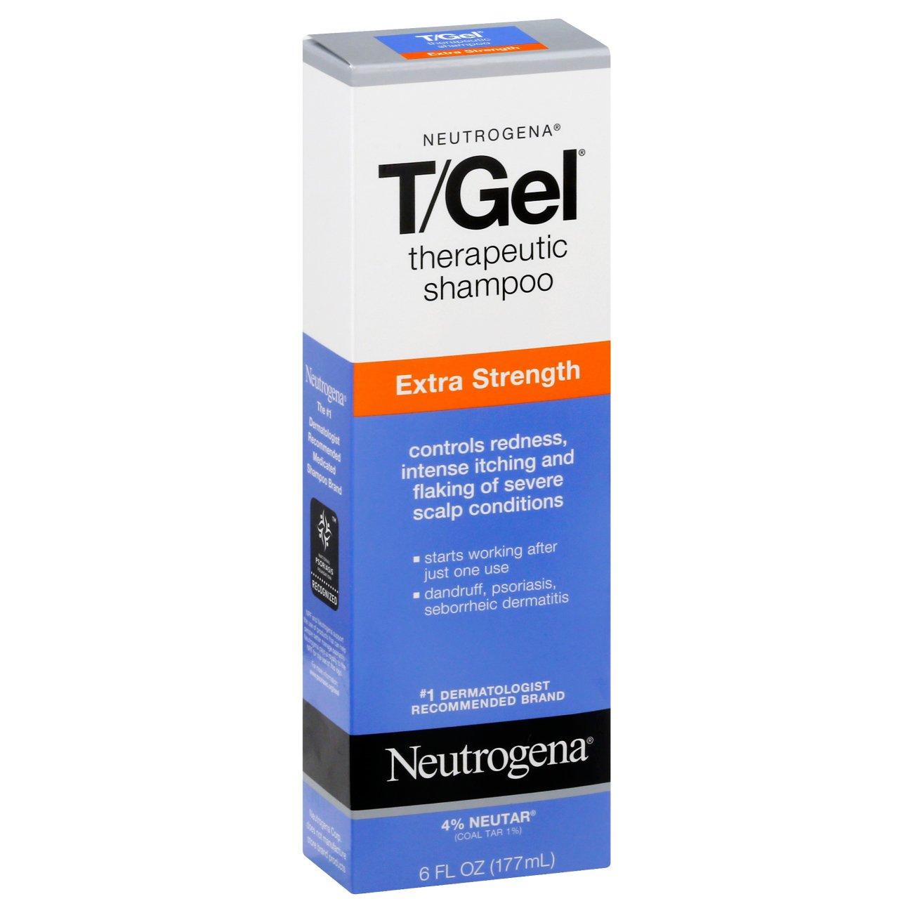 neutrogena t gel therapeutic extra strength shampoo shop neutrogena t gel therapeutic extra strength shampoo shop therapeutic shampoo at heb