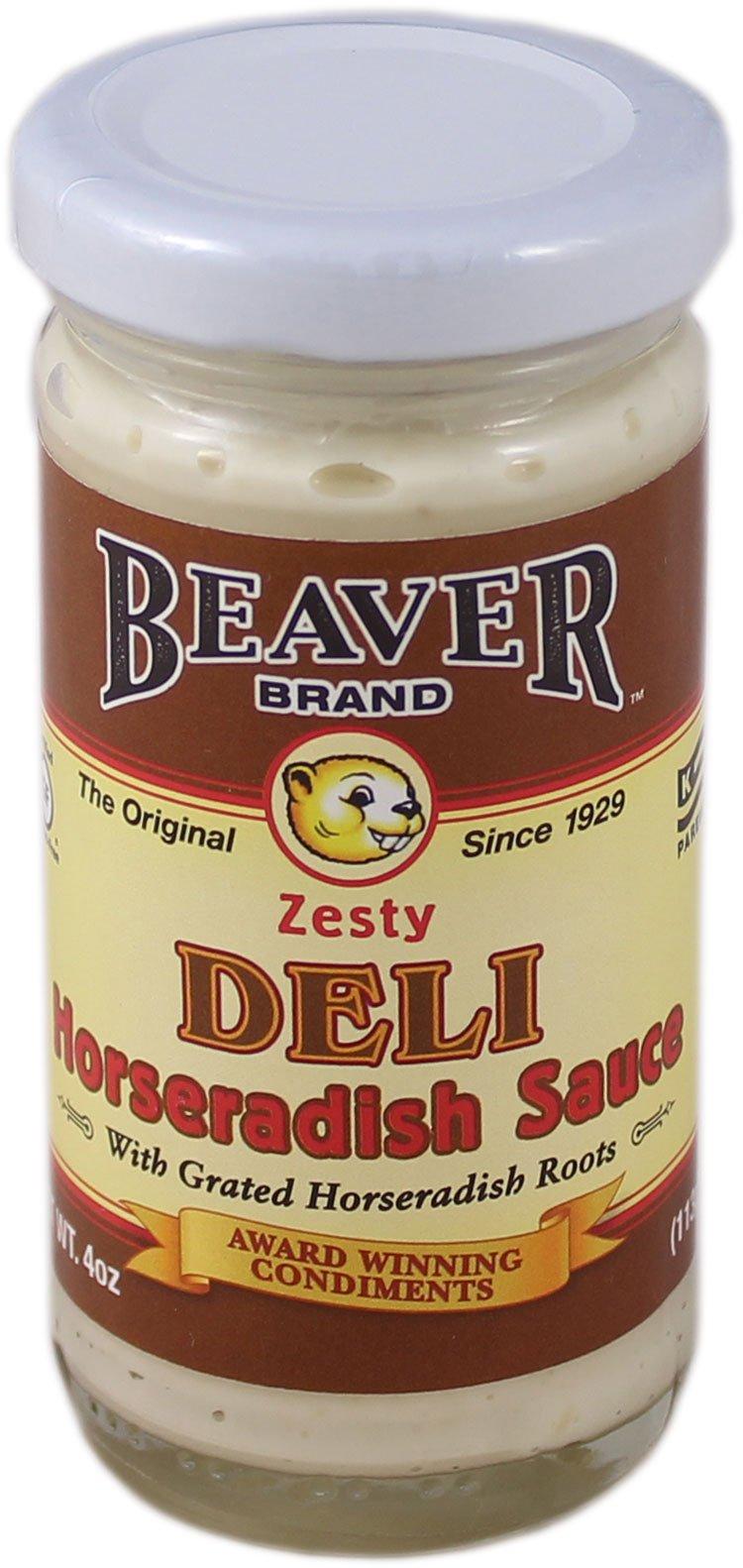 Beaver Brand Horseradish Sauce Shop Horseradish Wasabi At H E B