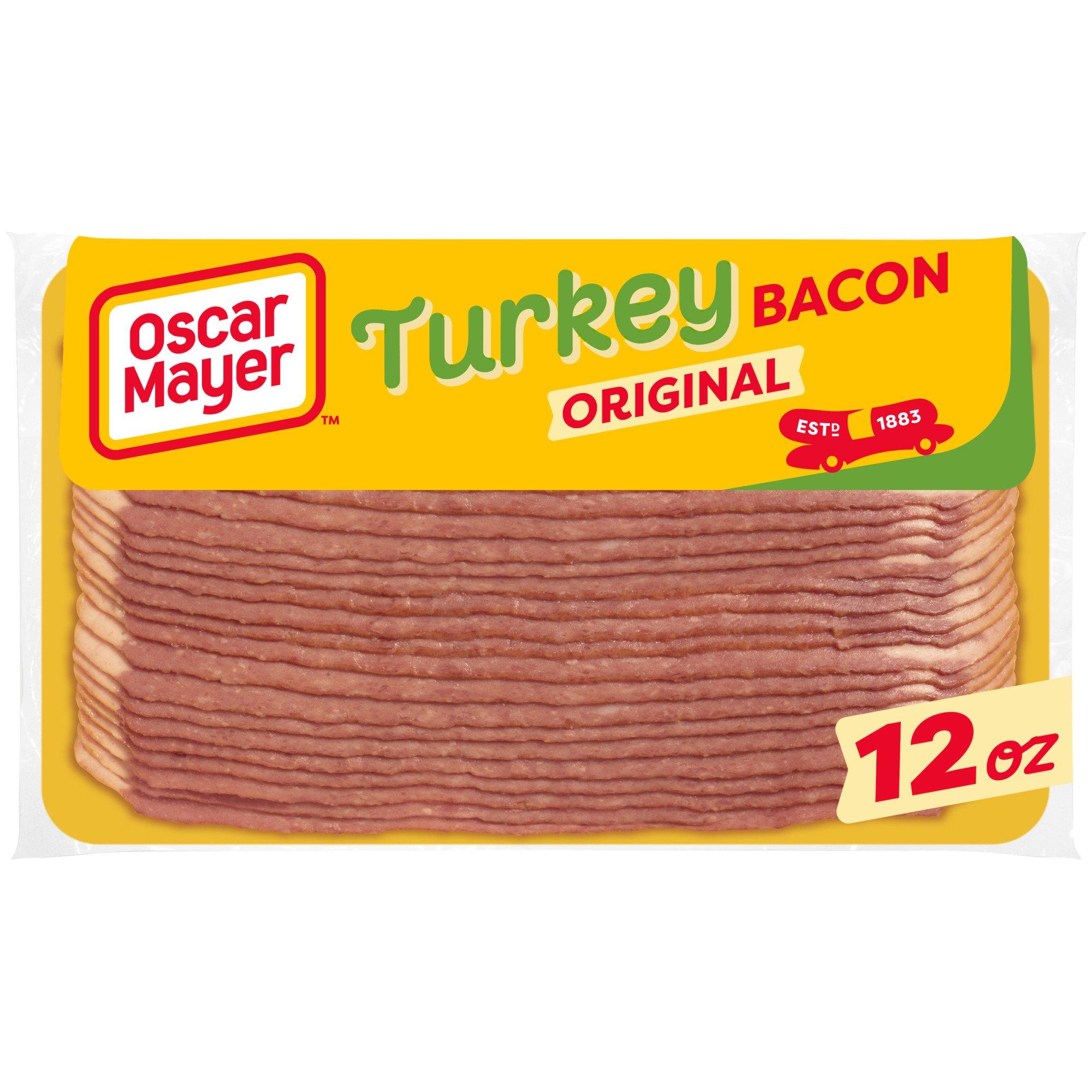 Oscar Mayer Turkey Bacon - Shop Bacon
