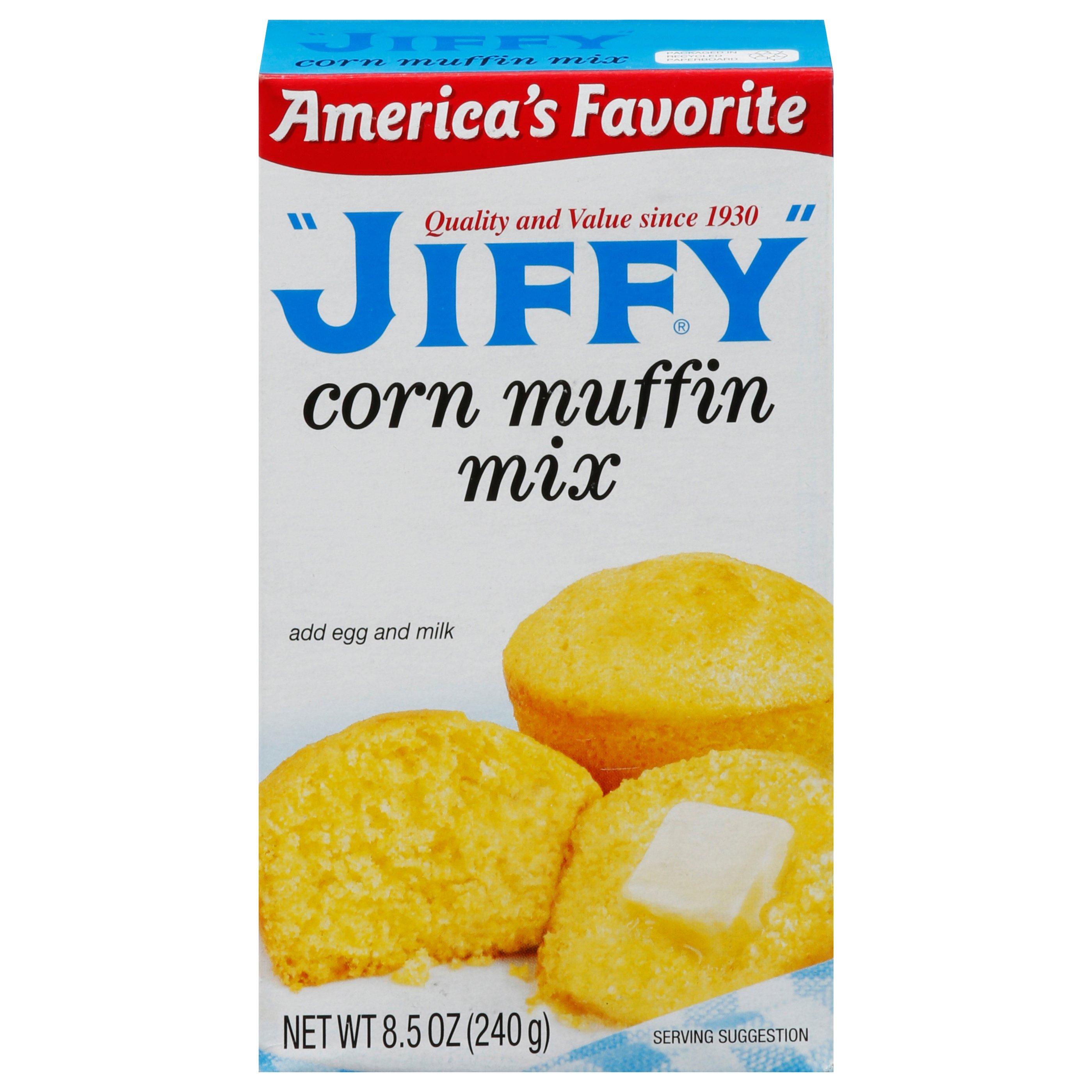 Jiffy Corn Muffin Mix ‑ Shop Baking Mixes at H‑E‑B