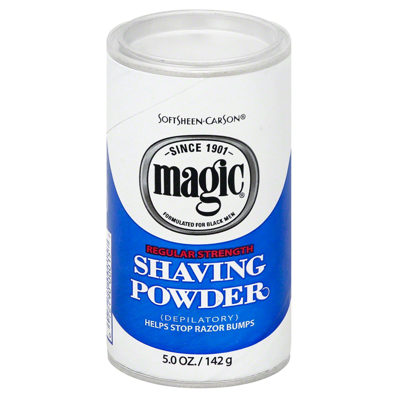 Carson Magic Regular Strength Shaving Powder Shop Shaving Cream