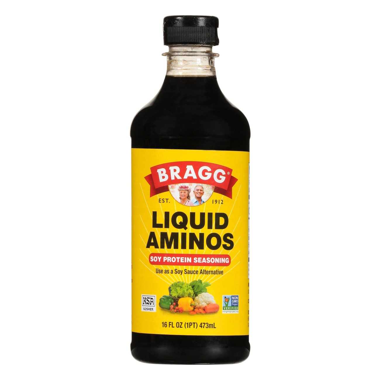 Bragg Liquid Aminos Shop Specialty Sauces At H E B