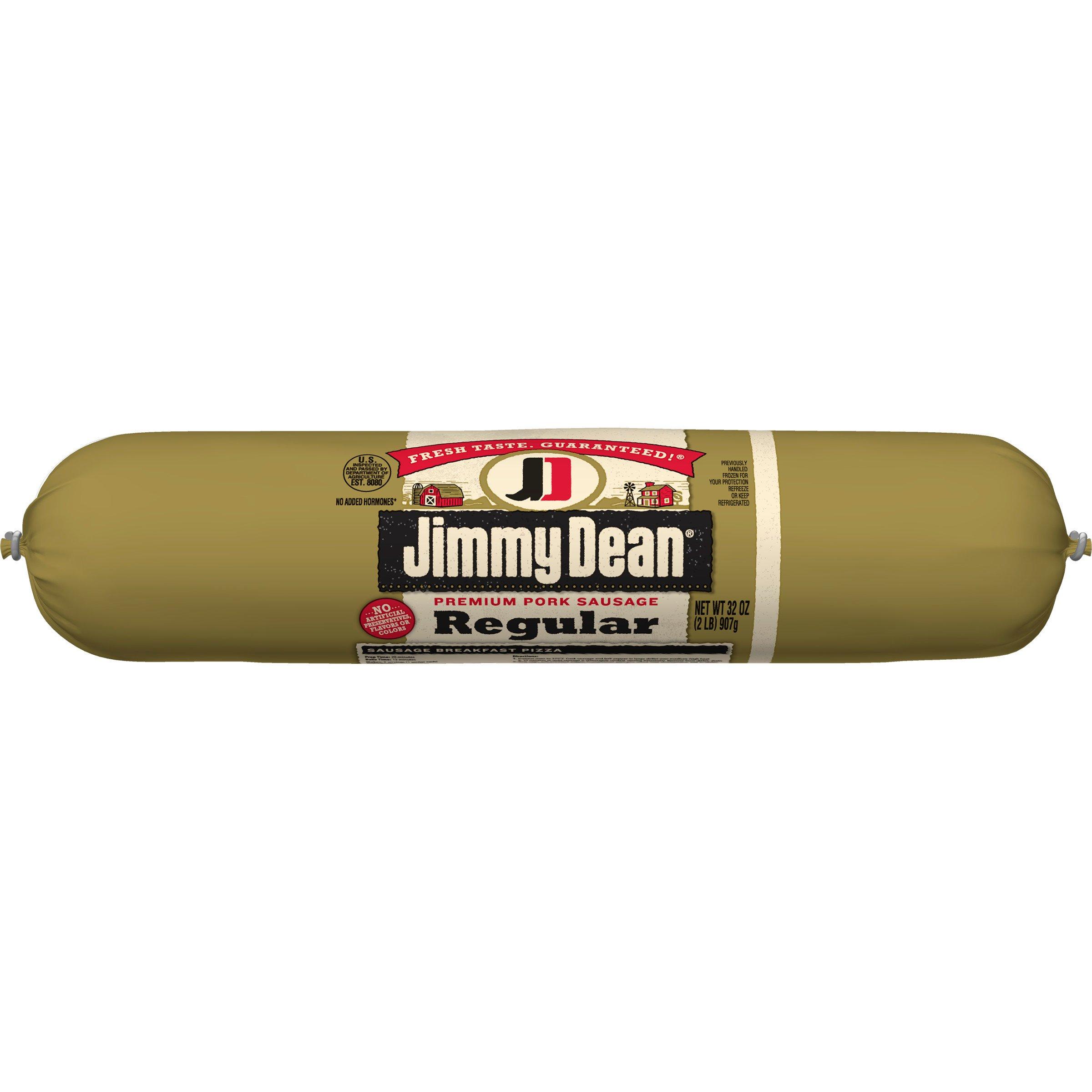 Jimmy Dean Premium Regular Pork Sausage - Shop Breakfast Sausage at HEB