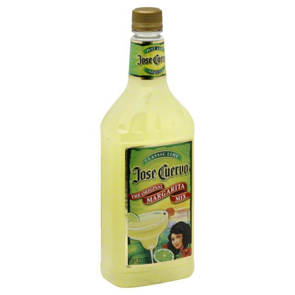 Jose Cuervo Margarita Mix Recipe