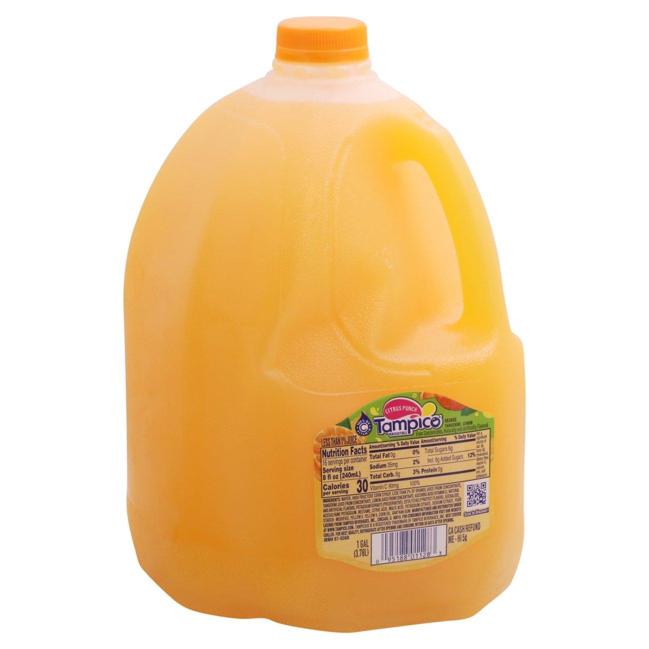 Tampico Citrus Punch - Shop Juice at H-E-B