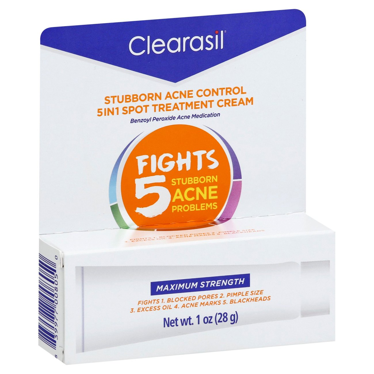 Clearasil Daily Clear Maximum Strength Vanishing Acne Treatment